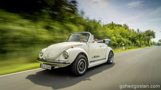 Volkswagen e-Beetle - Front Left Rolling - 1.0
