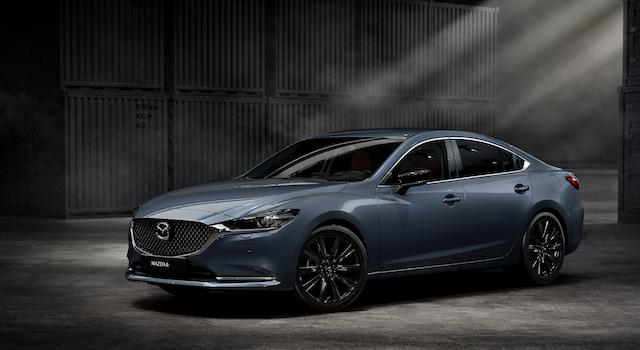 2021 Mazda6 - front left - 01