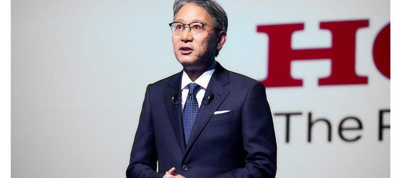 Honda Elektrik Toshihiro Mibe 1.0
