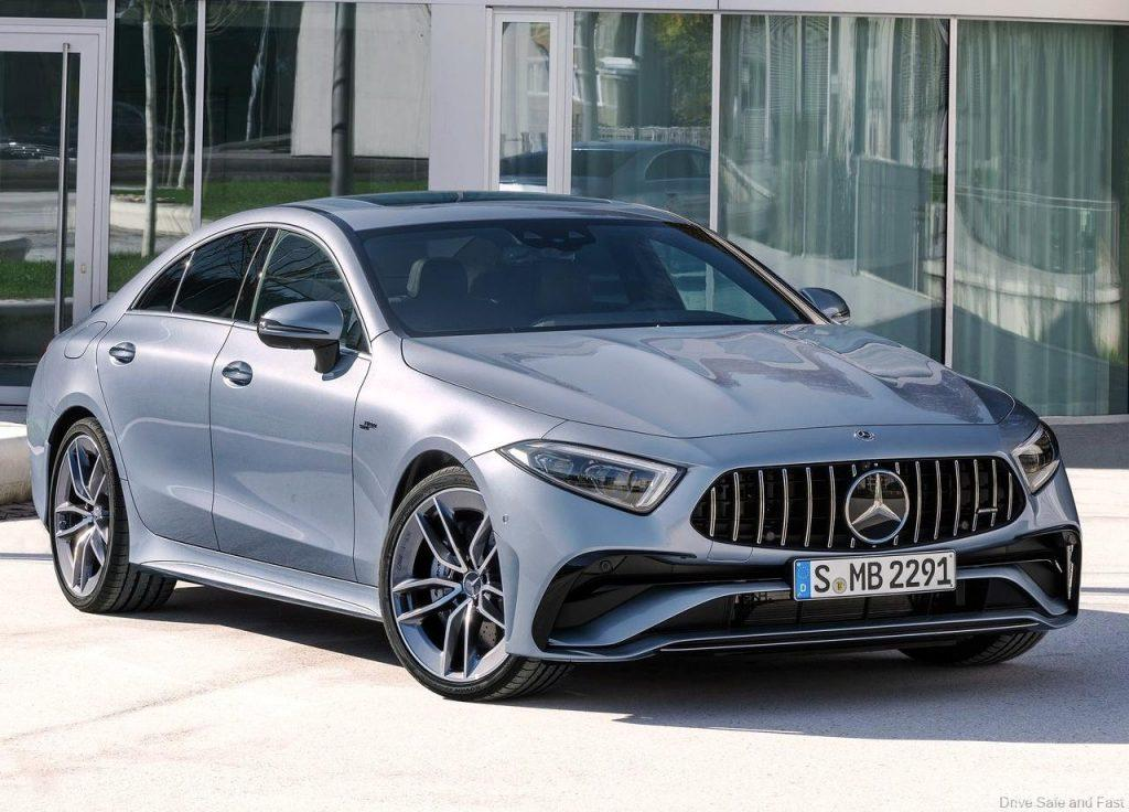 Mercedes-Benz-CLS-2022-silver-front-right-park-7.2
