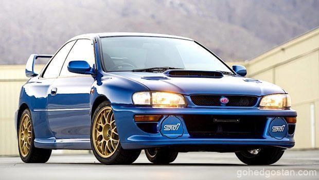 Subaru-Impreza-22B-STi-front right 1.0
