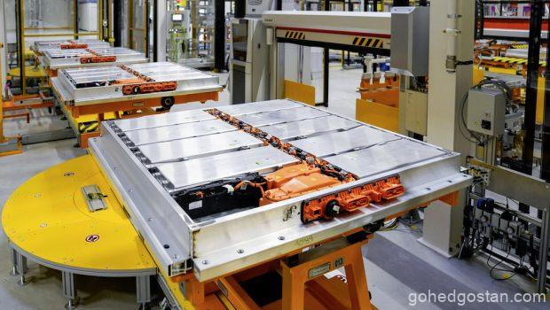 Volkswagen Battery factory 1.0