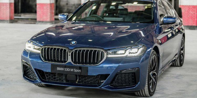 BMW 530i M Sport LCI