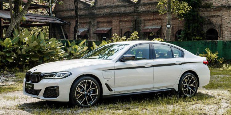 BMW 530e M Sport LCI
