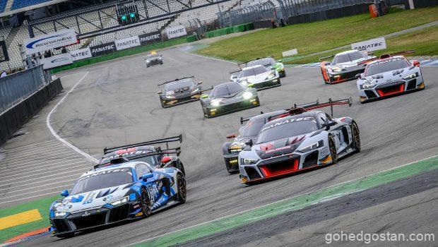 Audi R8 LMS RS 3 LMS race start 1.0
