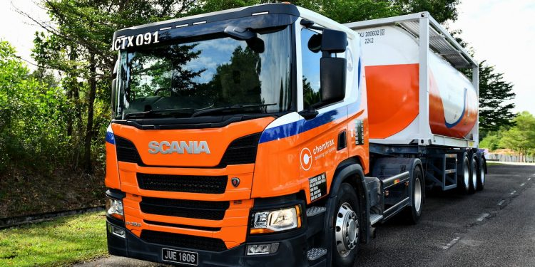Chemtrax New truck Generation 1.0