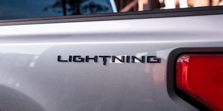 Ford Lightning Name Badge 1.0