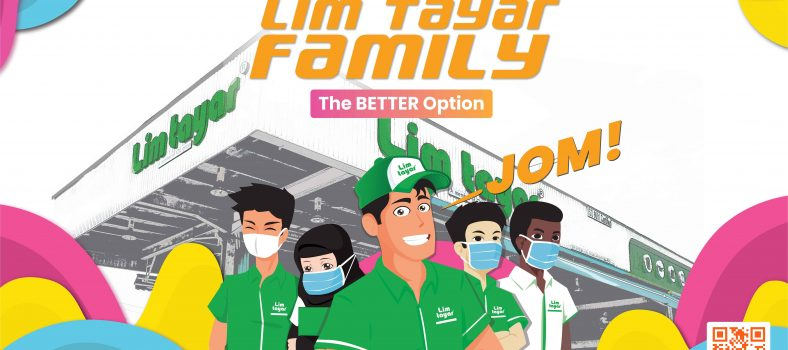 Lim Tayar Family