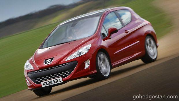 Peugeot Update Info peugeot 308 1.0