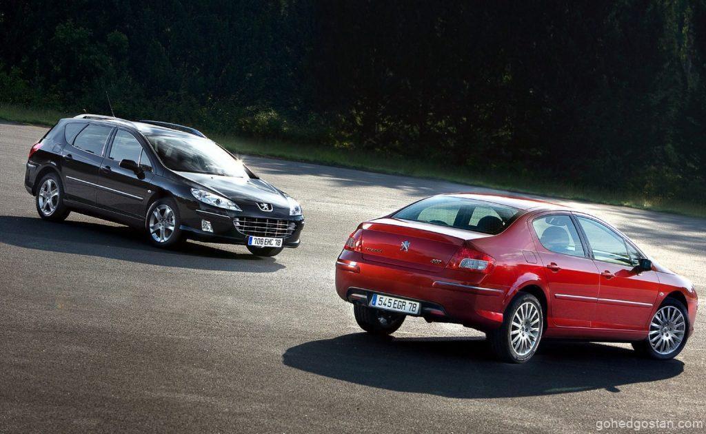 Peugeot Update Info peugeot 407 2.0