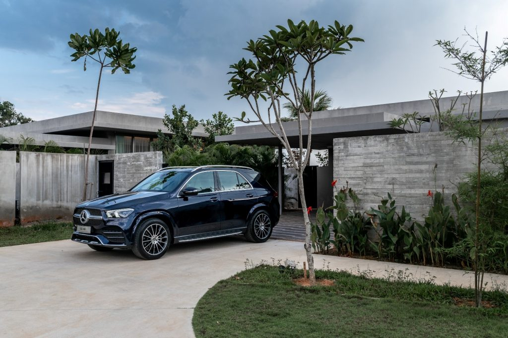Mercedes-Benz GLE 450 4MATIC AMG Line CKD