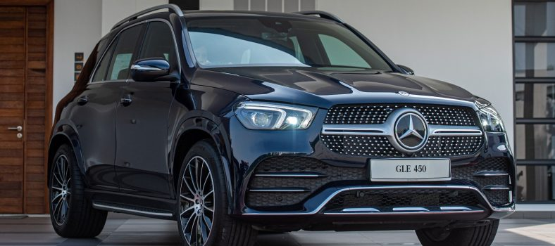 Mercedes-Benz GLE 450 4MATIC AMG Line CKD