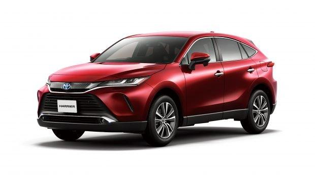 Toyota-Sales-Harrier-2021-1.0