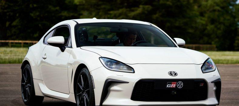 Toyota GR 86 Goodwood Festival of Speed