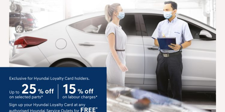 Hyundai Mid-Year Service Campaign
