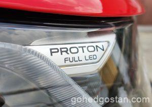Proton X50 Pandu Uji