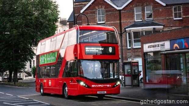 Jualan bas double-decker elektrik terbanyak otr 1.0
