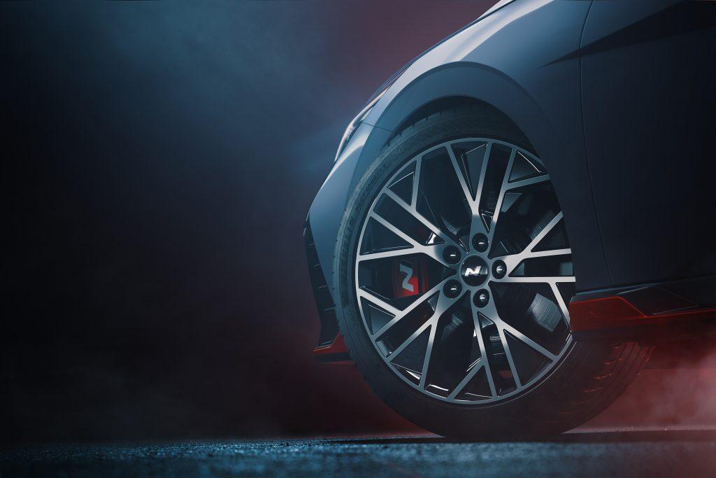 Hyundai Elantra N teaser