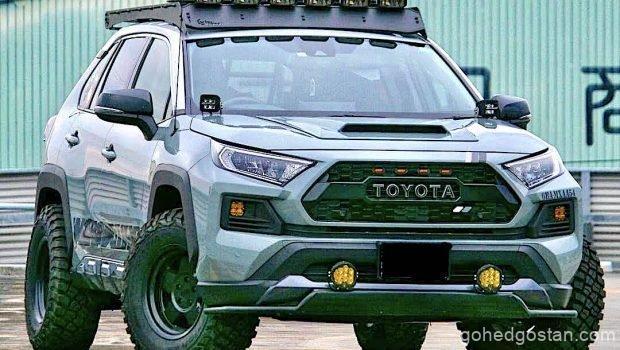 SUV Demand Toyota-RAV_4x4 1.0