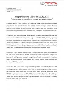 Toyota Press Release 6.1