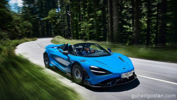 2021 McLaren 765LT Spider Sold Out front right 1.0