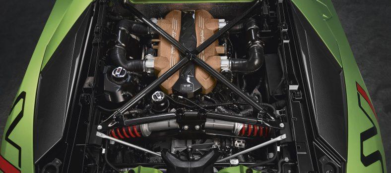 Lamborghini Aventador SVJ V12