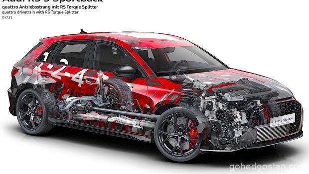 Audi RS3 vs The AMG 45 S vs M135i xDrive Audi-RS3-2022-quattro 1.0