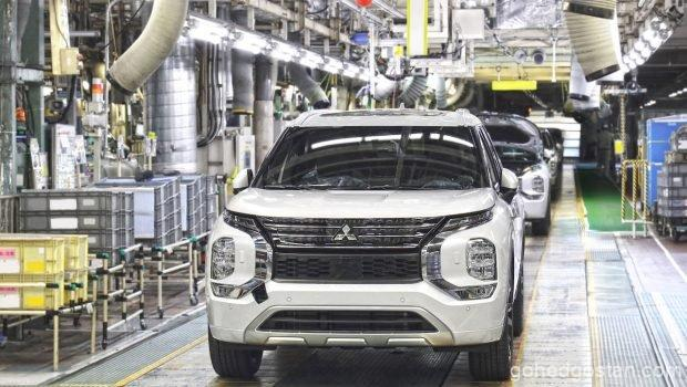 Mitsubishi Motor Dieselgate 2022-Mitsubishi-Outlander-factory line 1.0