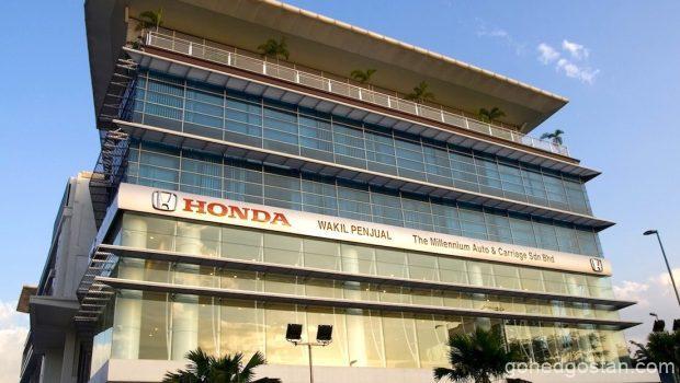 Mofaz Honda Dealer - front 1.0