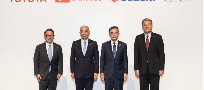 Suzuki-Daihatsu-Akio-Toyoda-Soichiro-Okudaira-Toshihiro-Suzuki-Hiroki-Nakajima-1.0