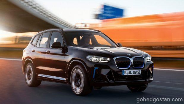 BMW iX3 Facelift 2022-BMW-iX3-M-Sport-LCI front right 1.0