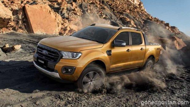 Ford Free 2 Year Service Ranger-WildTrak-1.0