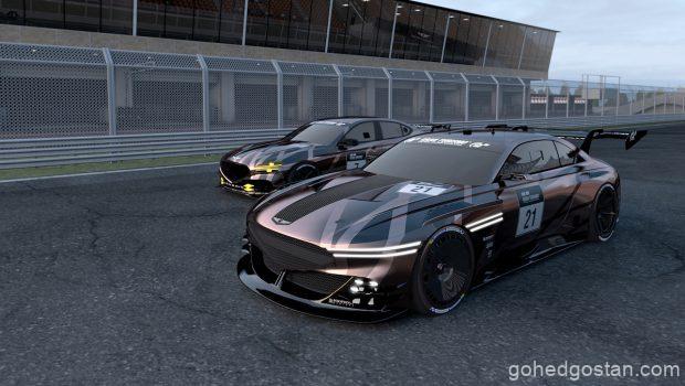 Gran-Turismo Cocept - Genesis-G70-GR4 1.0