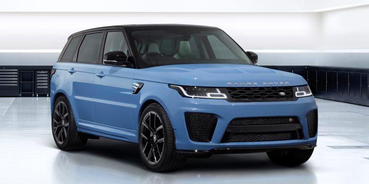 Range Rover Sport SVR Ultimate Edition