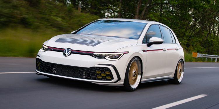 Volkswagen Golf GTI BBS Concept