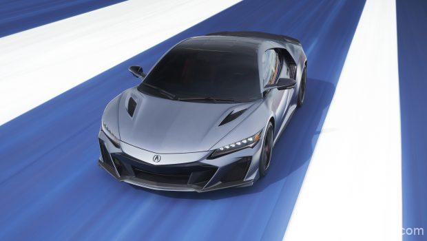 The NSX Type S 2022-Acura-NSX-Type-S front top 1.0