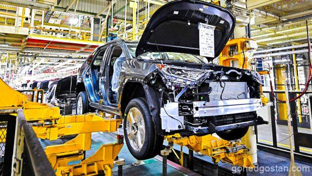 Toyota-Cut Production Factory-RAV4-1.0