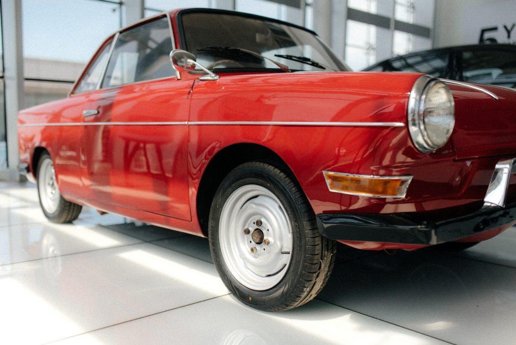 BMW 700 Coupe Regas Premium Auto