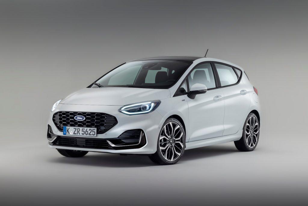 Ford Fiesta ST-Line Facelift