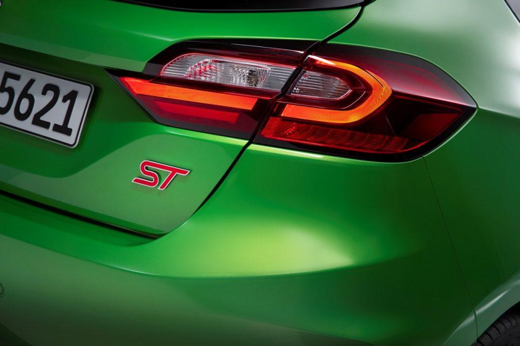 Ford Fiesta ST Facelift