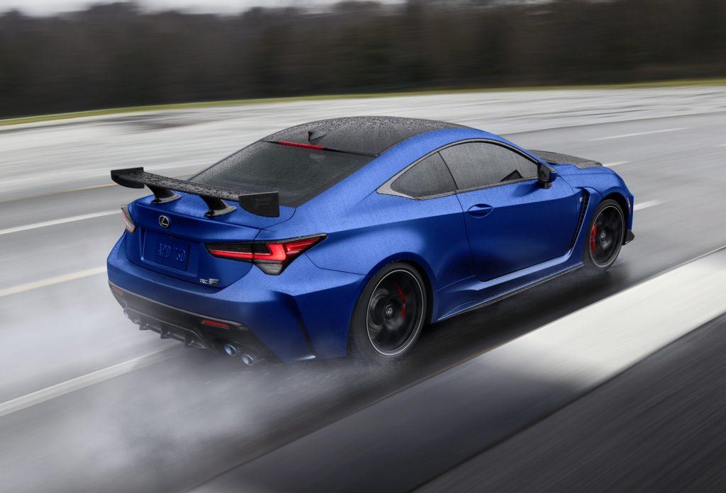 Lexus RC F Fuji Speedway Edition 2022
