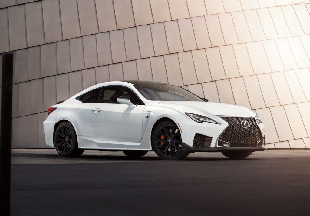 Lexus RC F 2022