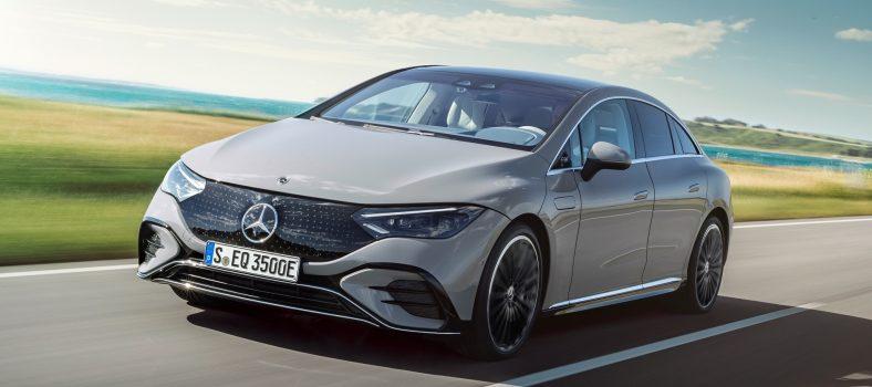 Mercedes-Benz EQE