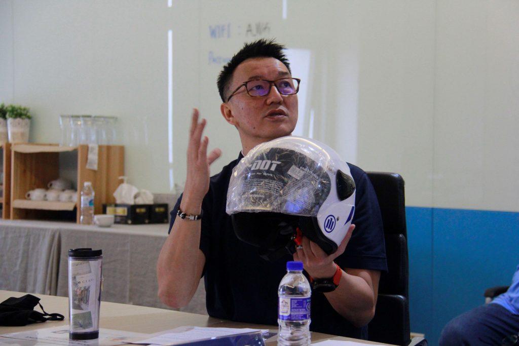 Sean Wang CEO Allianz General