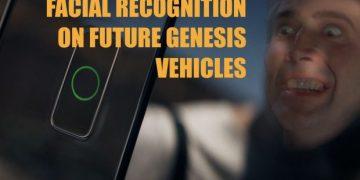 Genesis Cars Facial Recognition face 1.0