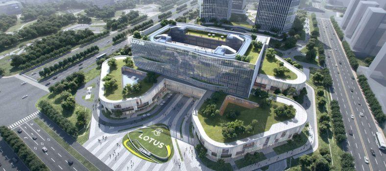 Lotus Technology HQ