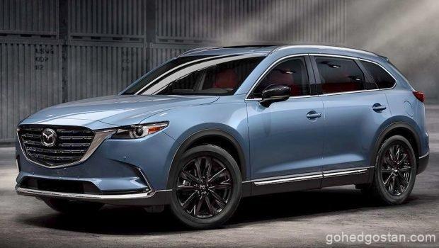 Mazda-CX-9-Ignite-Edition front left 1.0