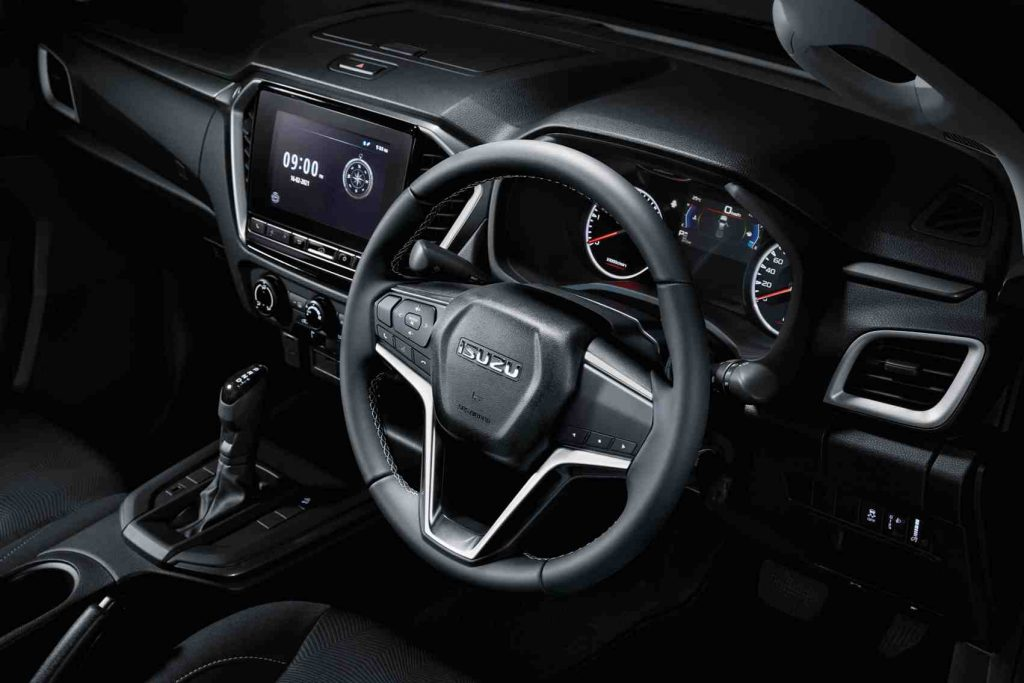 Isuzu D-Max Auto Plus