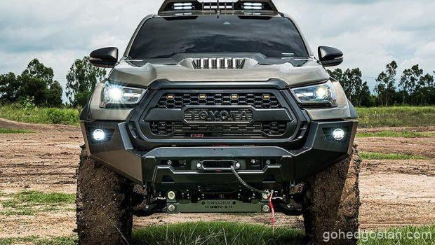 Toyota-Hilux-modified-by-RAD-Bumper-Thailand-1.0
